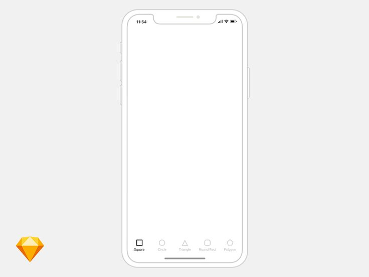 Free Iphone X Wireframe Template Wireframe Template Wireframe Free Iphone