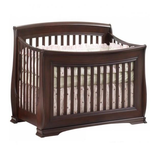 This is Rafi's crib.