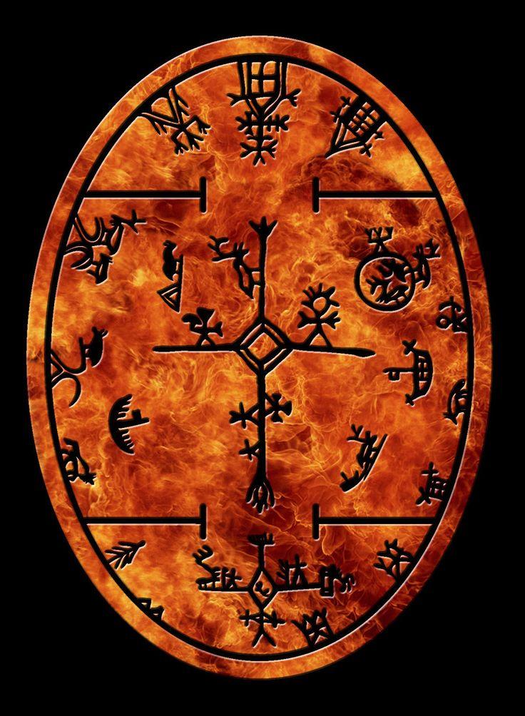 shamanic drum by oosic.deviantart.com on @deviantART