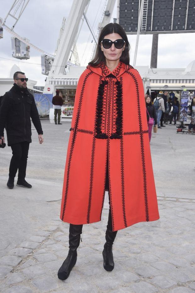 Джованна Батталья и ее вышиванки Vita Kin | Vogue Ukraine