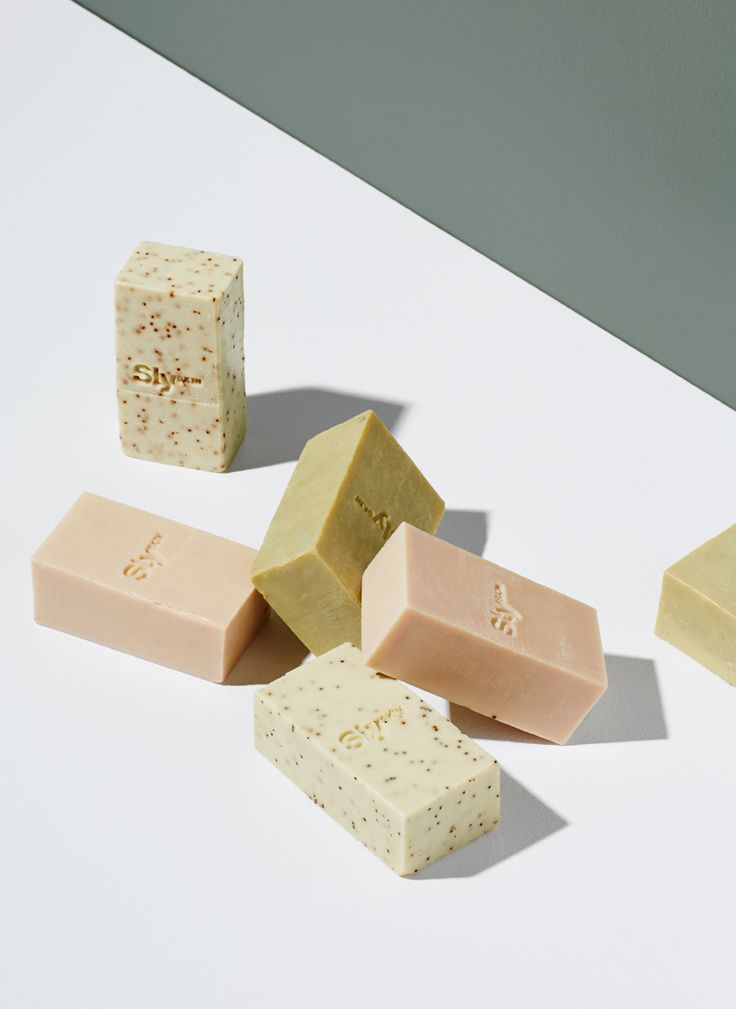SlySKIN Botanical Bars. Organic, vegan luxury soaps. Styling Bek Sheppard, Photography Annette O'Brien. Available at onthesly.com.au