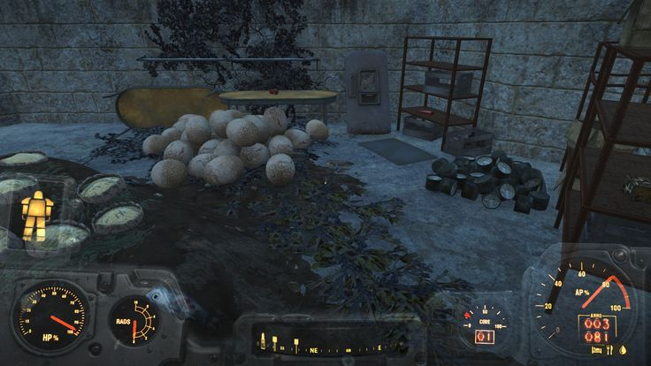 Looks like the Minutemen will be eating mirelurk for a while... #Fallout4 #gaming #Fallout #Bethesda #games #PS4share #PS4 #FO4