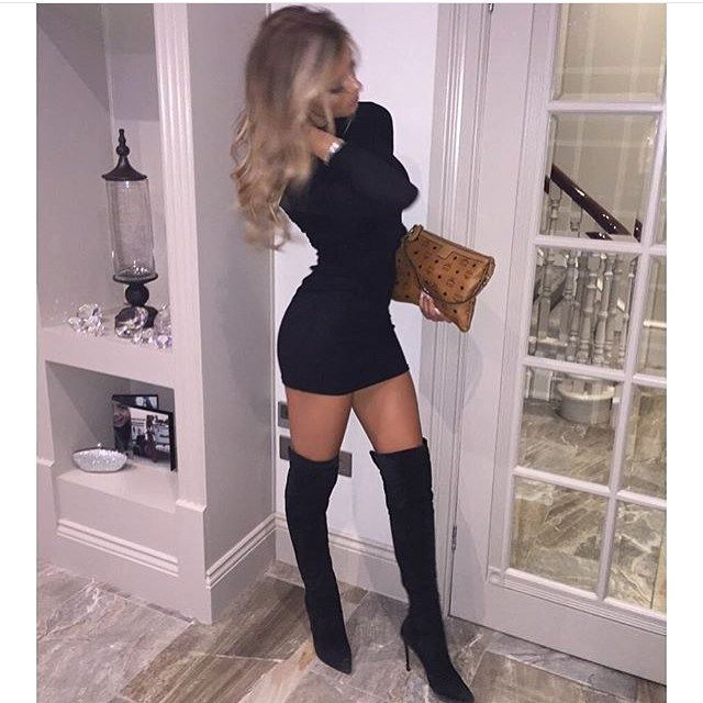 50 Inspiration For Little Black Dress Outfit Trends 13