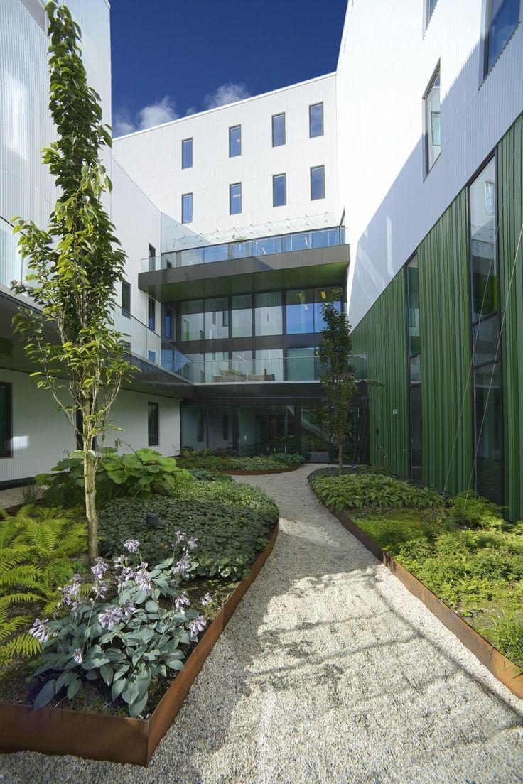 Image 1 of 27 from gallery of Kronstad Psychiatric Hospital / Origo Arkitektgruppe. Photograph by Pål Hoff