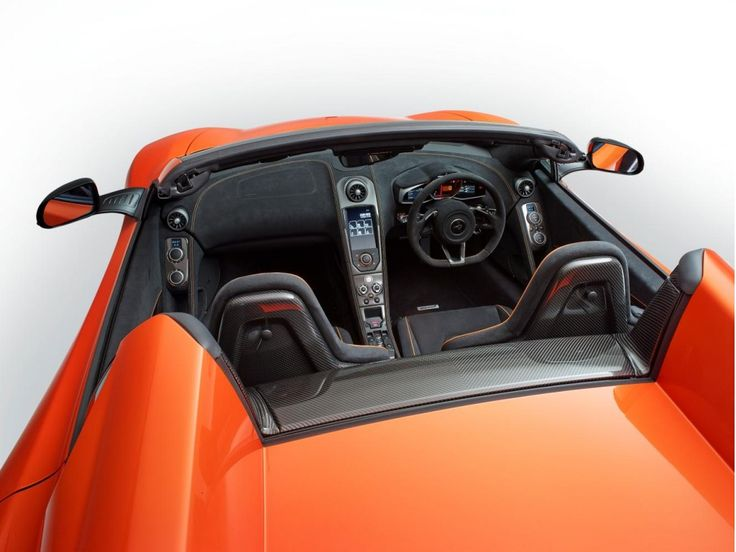 Geneva 2014: McLaren 650S Spider Drops Its Top (VIDEO) - Carhoots
