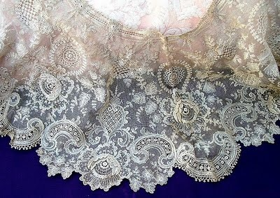 Victorian Needle Lace