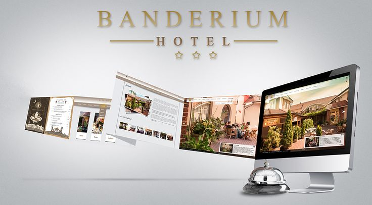 Banderium Hotel on Behance