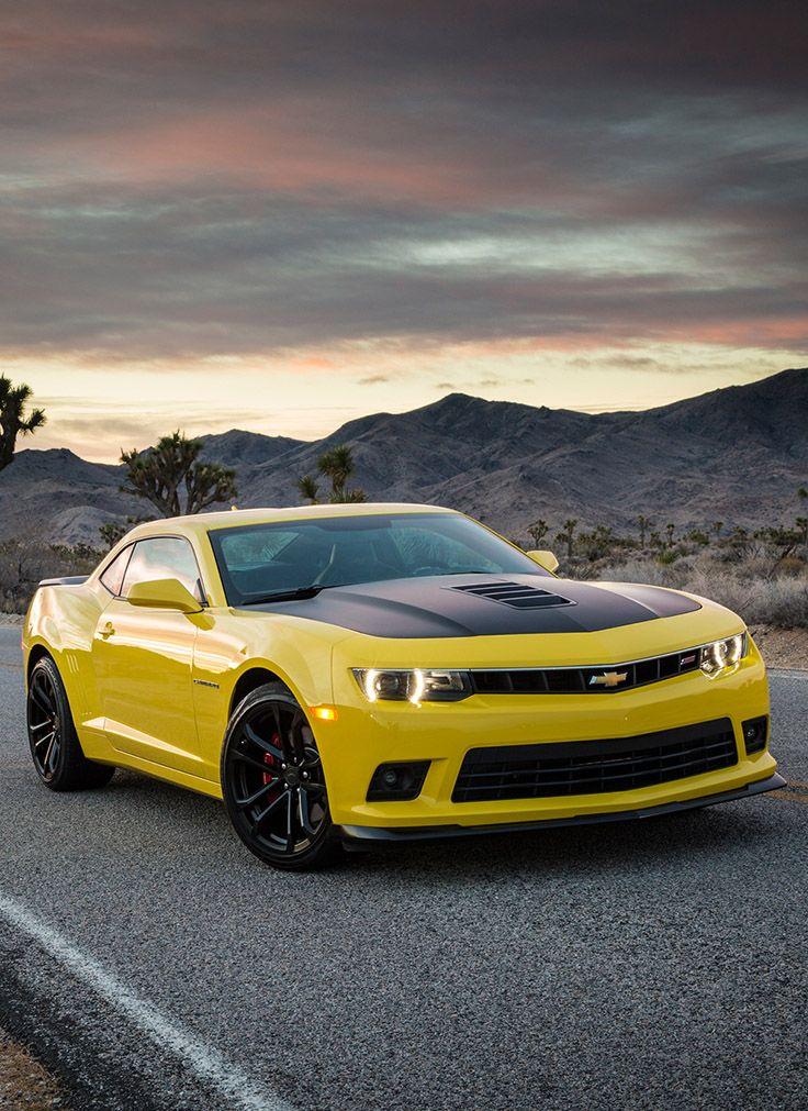 Chevrolet Camaro 2015: fotos, precio y características. #cars #camaro #2015