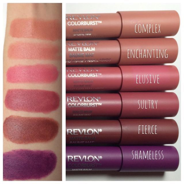 Revlon balm swatches // Sultry I adore these lip balms, they are the best!