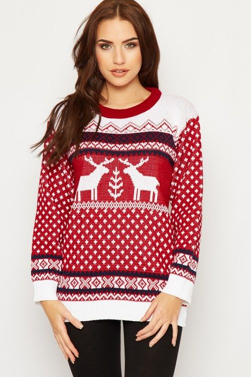 Best 25+ Fairisle christmas jumper ideas on Pinterest | Reindeer ...
