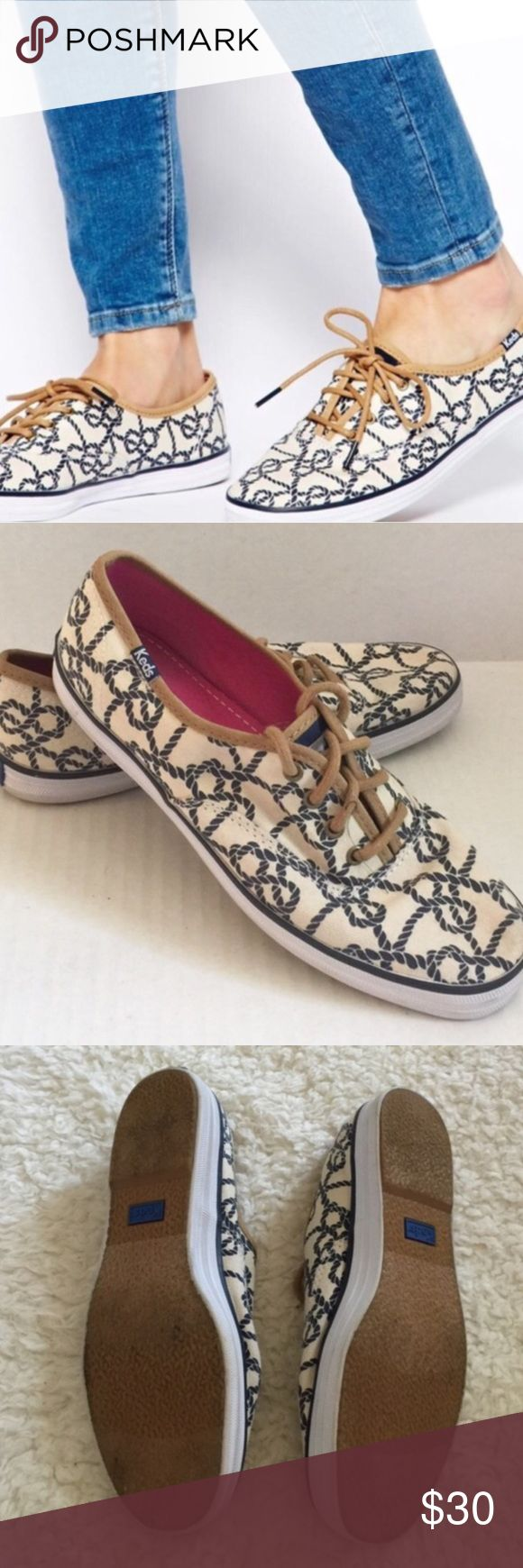 K🔴CLEARANCE🔴eds champion knot 5 Excellent condition keds champion knot sneaker size 5 Keds Shoes Sneakers
