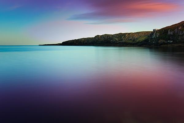 Stunning coastal scenery located around the picturesque village of Kurdalsvegur
