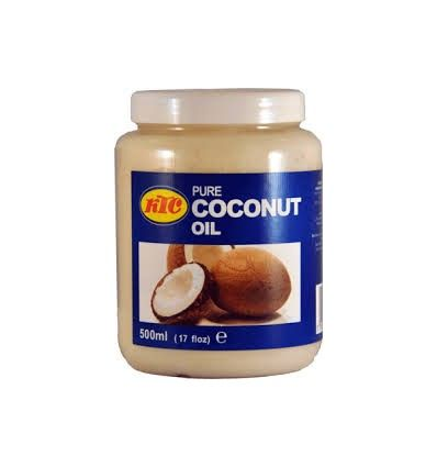 KTC Coconut oil 500ml - IndianFood
