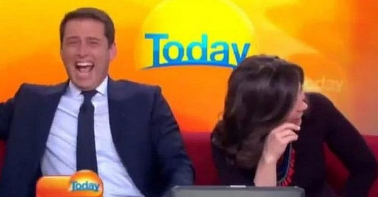 Australia's most popular morning show host, Karl Stefanovic, wore the same suit for a year -- and no one noticed.