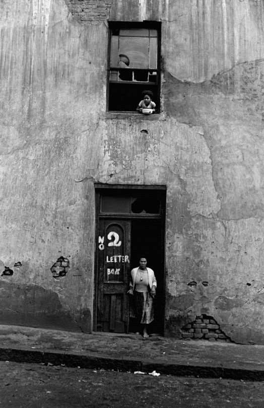 Cloete Breytenbach. The Spirit of District Six. Cape Town, South Africa. 1970.