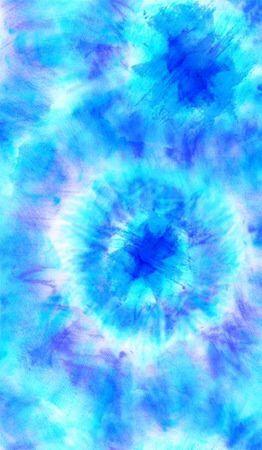 blue tie dye wallpaper