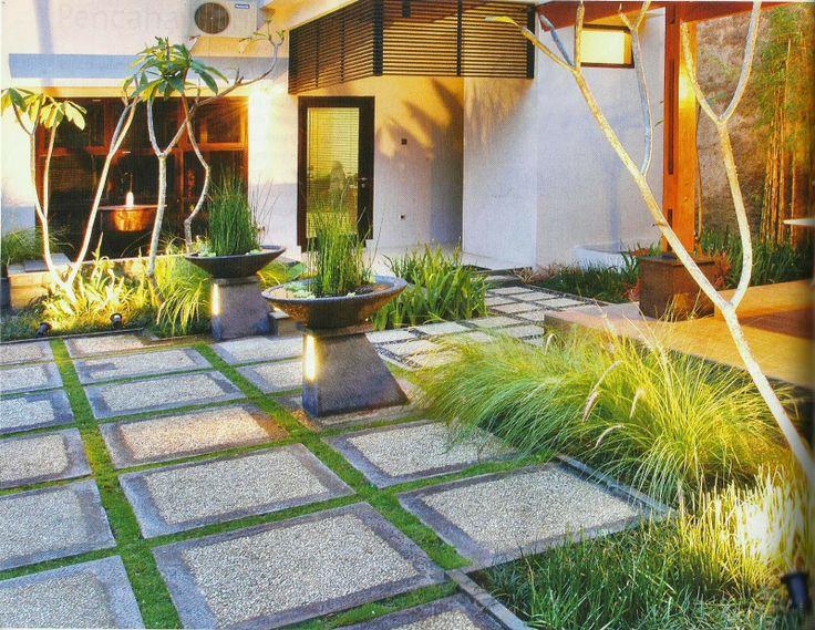 Tukang Taman | Jasa Pembuatan Taman: Tukang Taman Minimalis