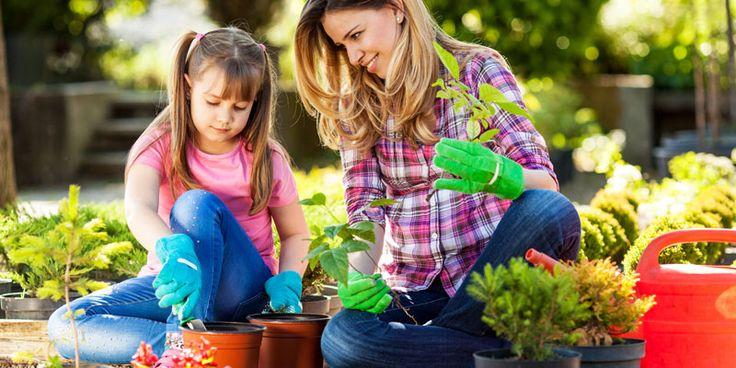Laut einer neuen Studie kann Gärtnern Übergewicht bei Kindern vermindern – und wirkt sich auch noch auf andere Arten positiv auf die Gesundheit aus.