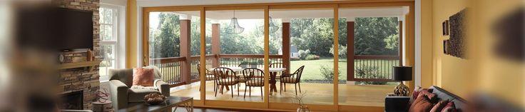 Glass Pocket Doors - Pocket Glass Wall Systems | Milgard Windows & Doors