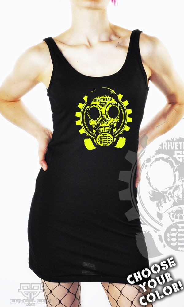 Rivethead Dress
