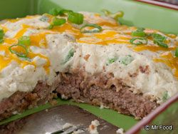 Chicken-Fried Steak Casserole    You don't have to be a southerner to enjoy this down-home favorite. Your family will love our Chicken-Fried Steak Casserole, y'all!
