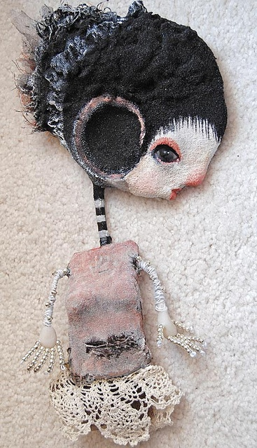 Ear - by Tricia Anders