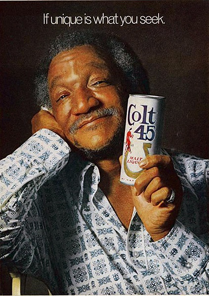 Red Fox-John Elroy Sanford, better known by his stage name Redd Foxx, was an American comedian and actor, best known for his starring role on the sitcom Sanford and Son.  Back then it was about a junk dealer by todays standard he be a picker.
