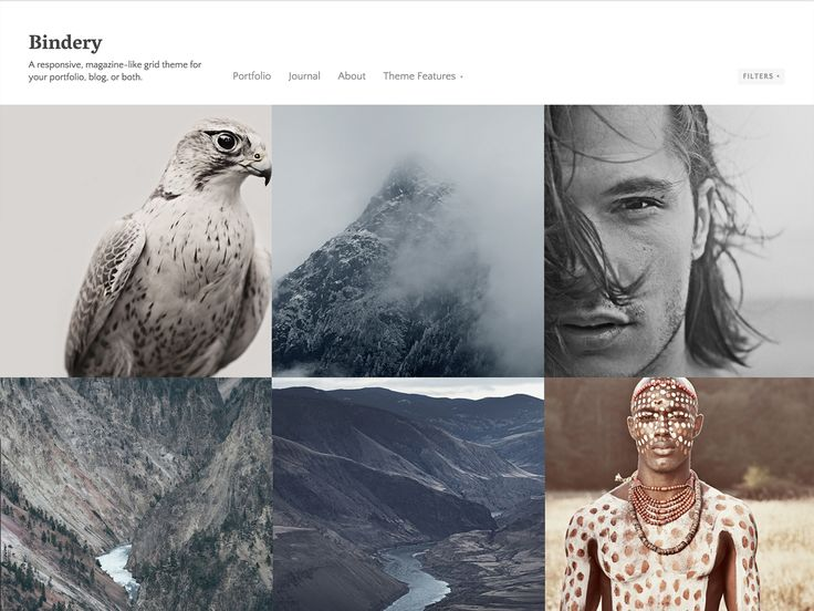 Bindery Theme ‹ victorialeclerphotography — WordPress.com