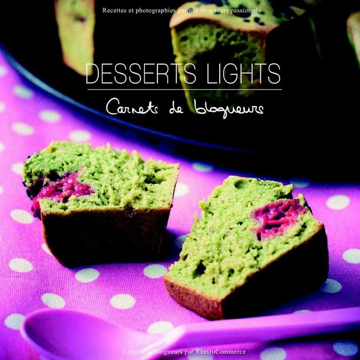 recettes de Desserts lights -