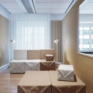Office for NINE  by TAF