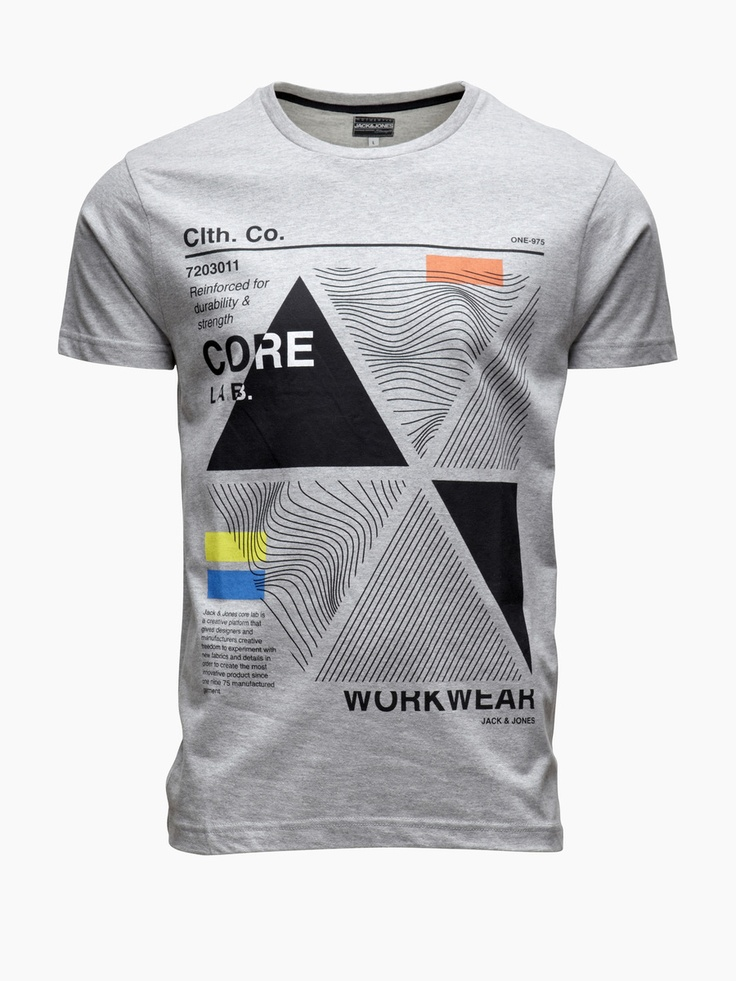 T-shirt - Buy Jack & Jones t-shirts for men.