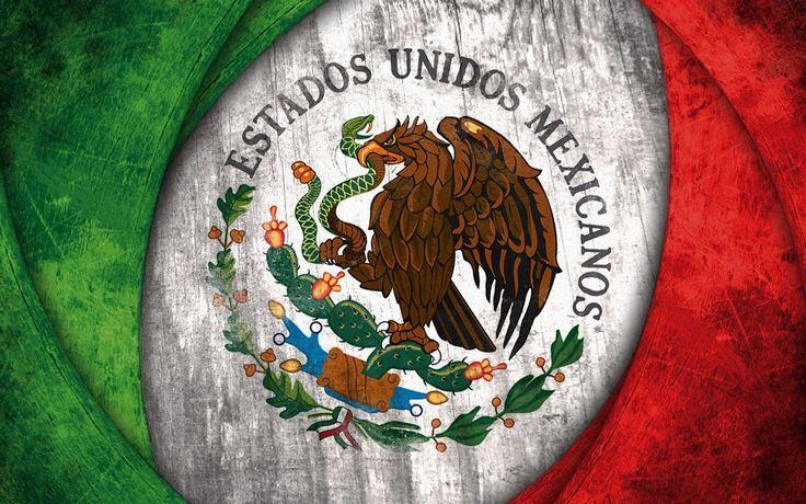 BANCO DE IMAGENES GRATIS: Fotos de la Bandera de México (24 de Febrero) Símbolo de Nuestra Patria - Mexico National Flag