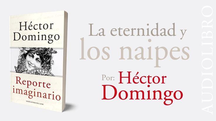 REPORTE IMAGINARIO, audiolibro | La eternidad y los naipes, por Héctor D...