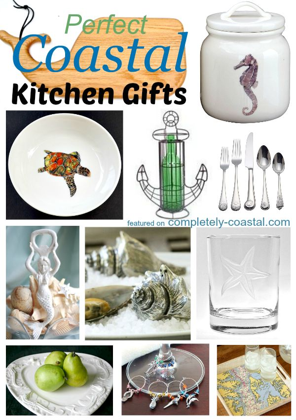 226 best gift ideas beach gifts nautical gifts images for Kitchen gift ideas under 50