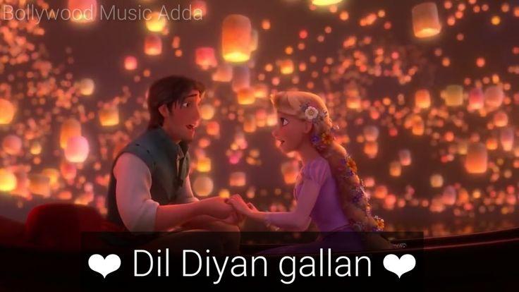 Dil Diyan Gallan Whatsapp status video, Animated whatsapp status videos. Dil diyan gallan new version whatsapp status video by bollywood music adda  #doyouknow23 #whatsappstatus