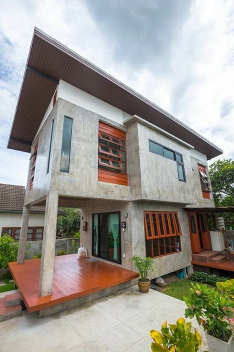 Home Design Loft Style From Thailand