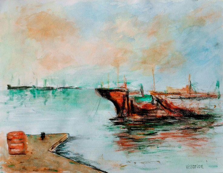 (Watercolor) - vissarion g