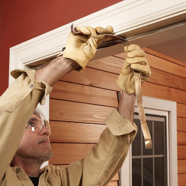 17 Best Images About Doors Windows On Pinterest The Family Handyman Door Viewers And The Doors