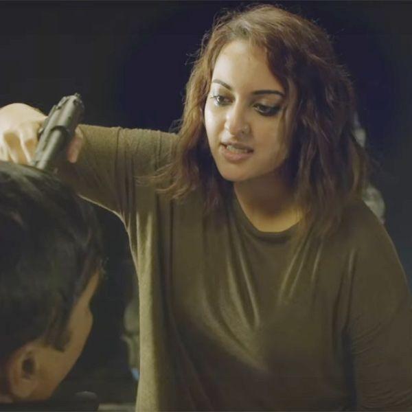 Sonakshi Sinha's arrogant still from 'Akira' trailer
