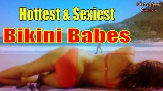 Top 15 Hottest And Sexiest Bollywood Bikini Actresses of All Time | List...