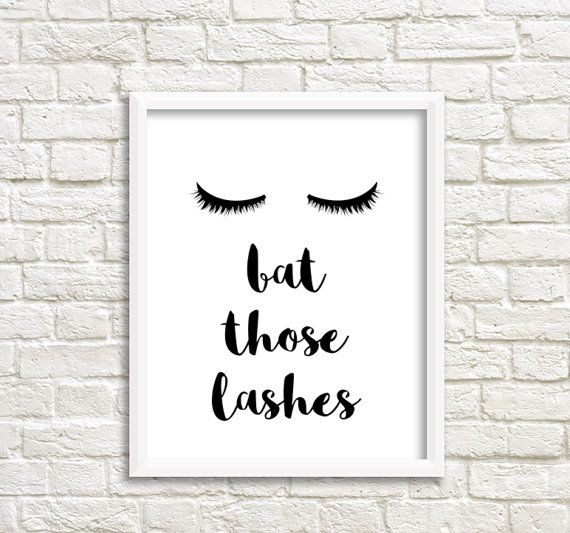 Printable art Printable quotes Printable women gift by GrafikShop