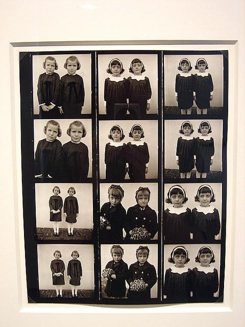 Diane Arbus. Twins