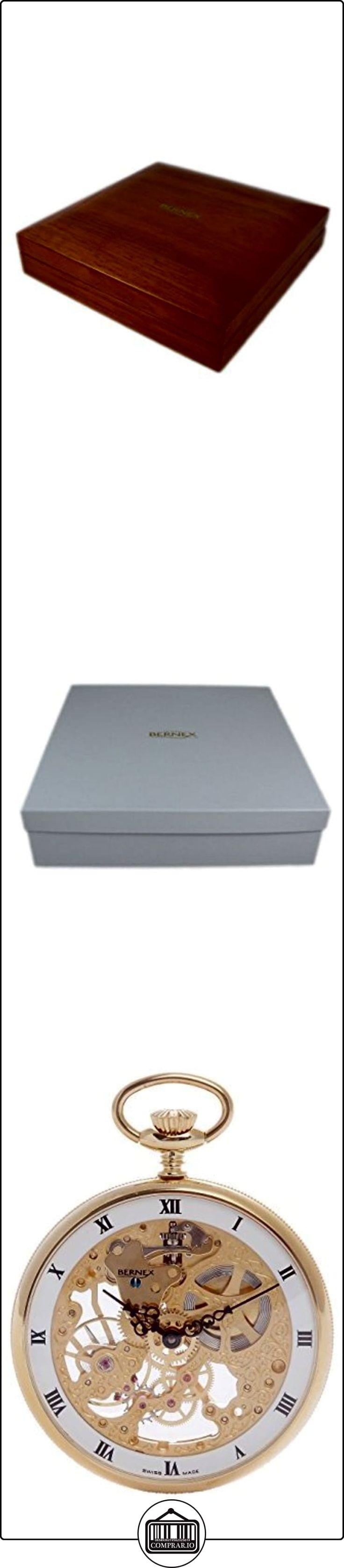 Bernex BN24101 - Reloj de caballero manual  ✿ Relojes para hombre - (Lujo) ✿