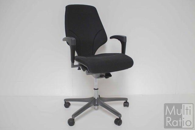 Verkocht tweedehands bureaustoel giroflex 64 met een modern en strak design de stoffering - Moderne stoffering ...