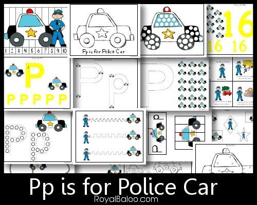 free Police Car Pack