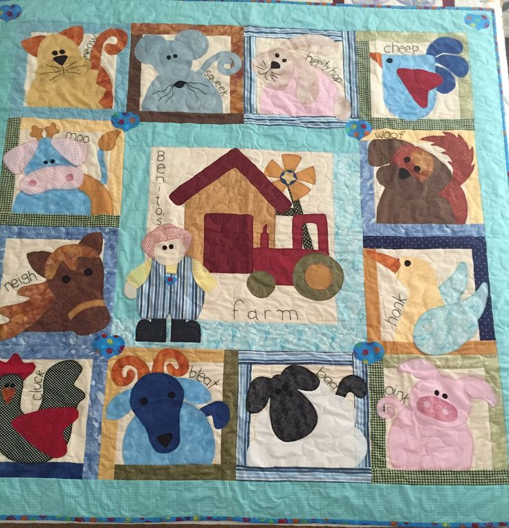 Benito's Quilt