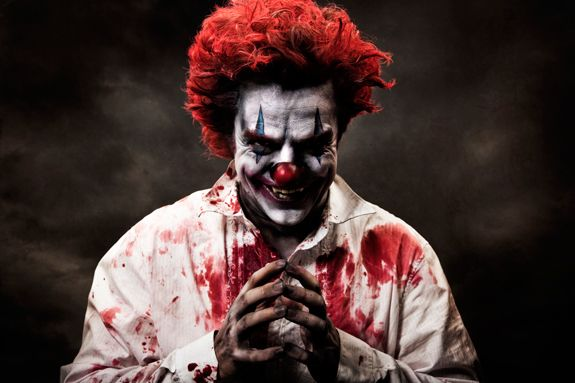 7 Halloween Costumes That Never Get You Laid | Clown Room ...