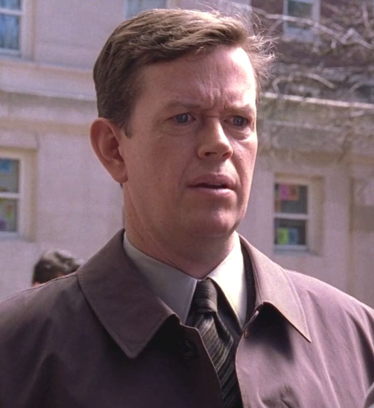 N°12 - 2004 - Dylan Baker as Dr Curt Connors - Spider-Man 2 by Sam Raimi
