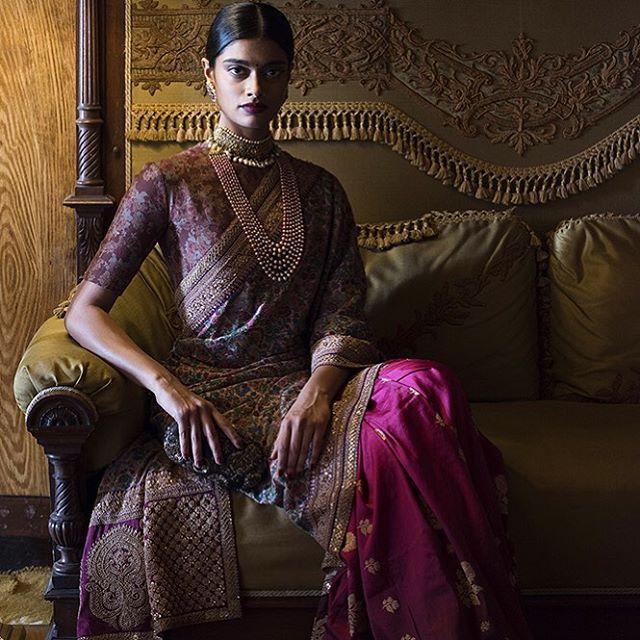 #SabyasachiMukherjee #Couture2015