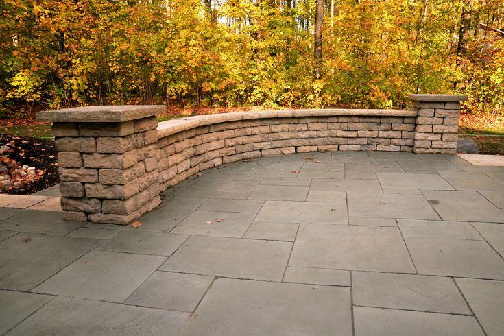 Backyard Wall Ideas